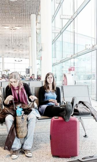 Aeropuerto, turismo y mundo, por qué viajamos?