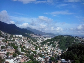 Favela Morro dos Prazeres, Santa Teresa, Rio de Janeiro