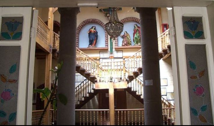 Museo Manuela Saenz, Quito, Ecuador